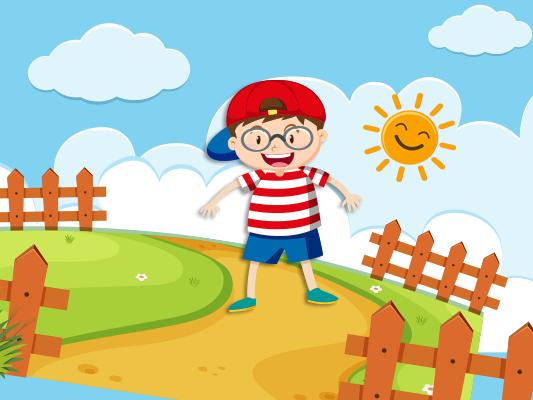 قصة مصورة عن الكذب للاطفال قصة ليس للكذب ألوان بتطبيق قصص وحكايات بالعربي Kids Rugs Kids Character