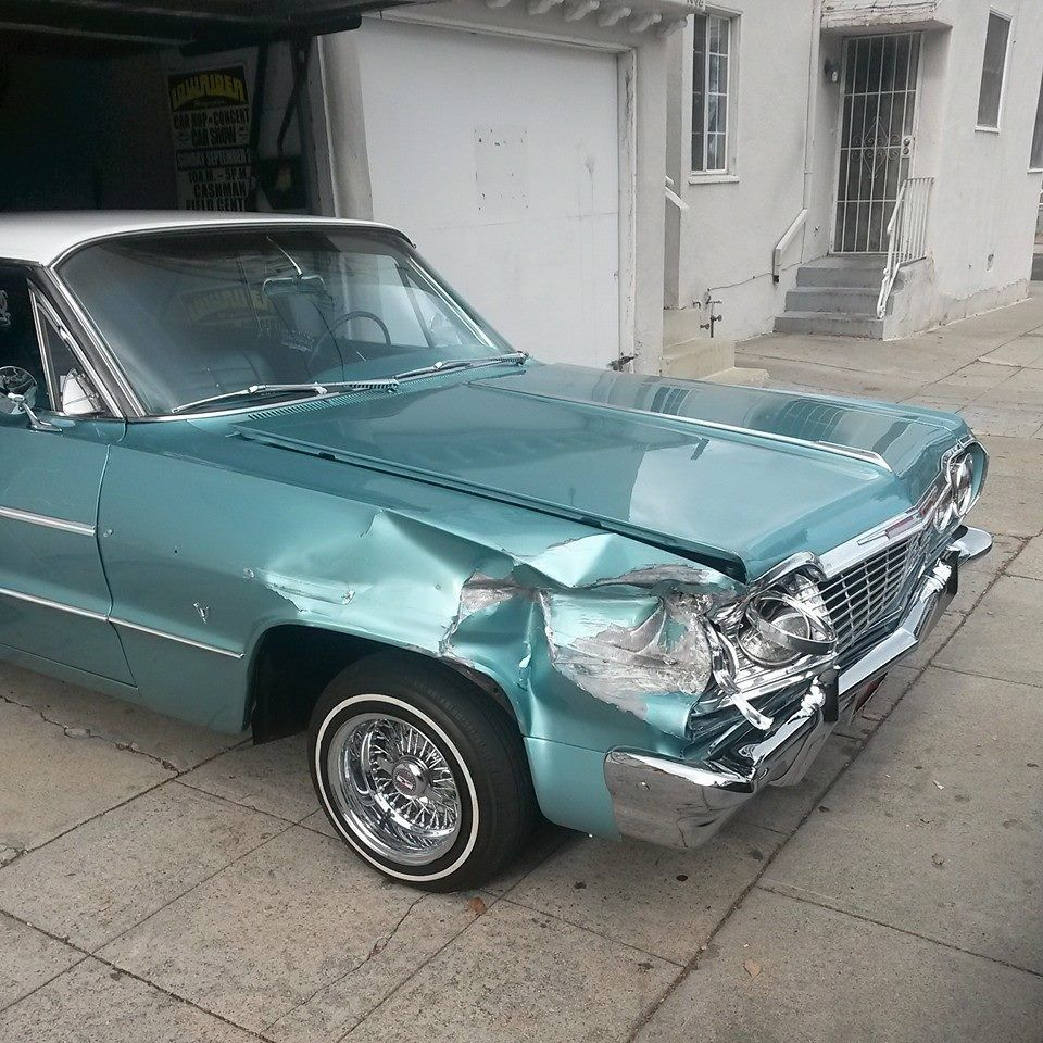 Pin By Bryon Avery On Wrecked Classic Cars