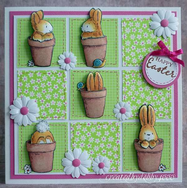 25 beautiful examples of Easter greeting cards