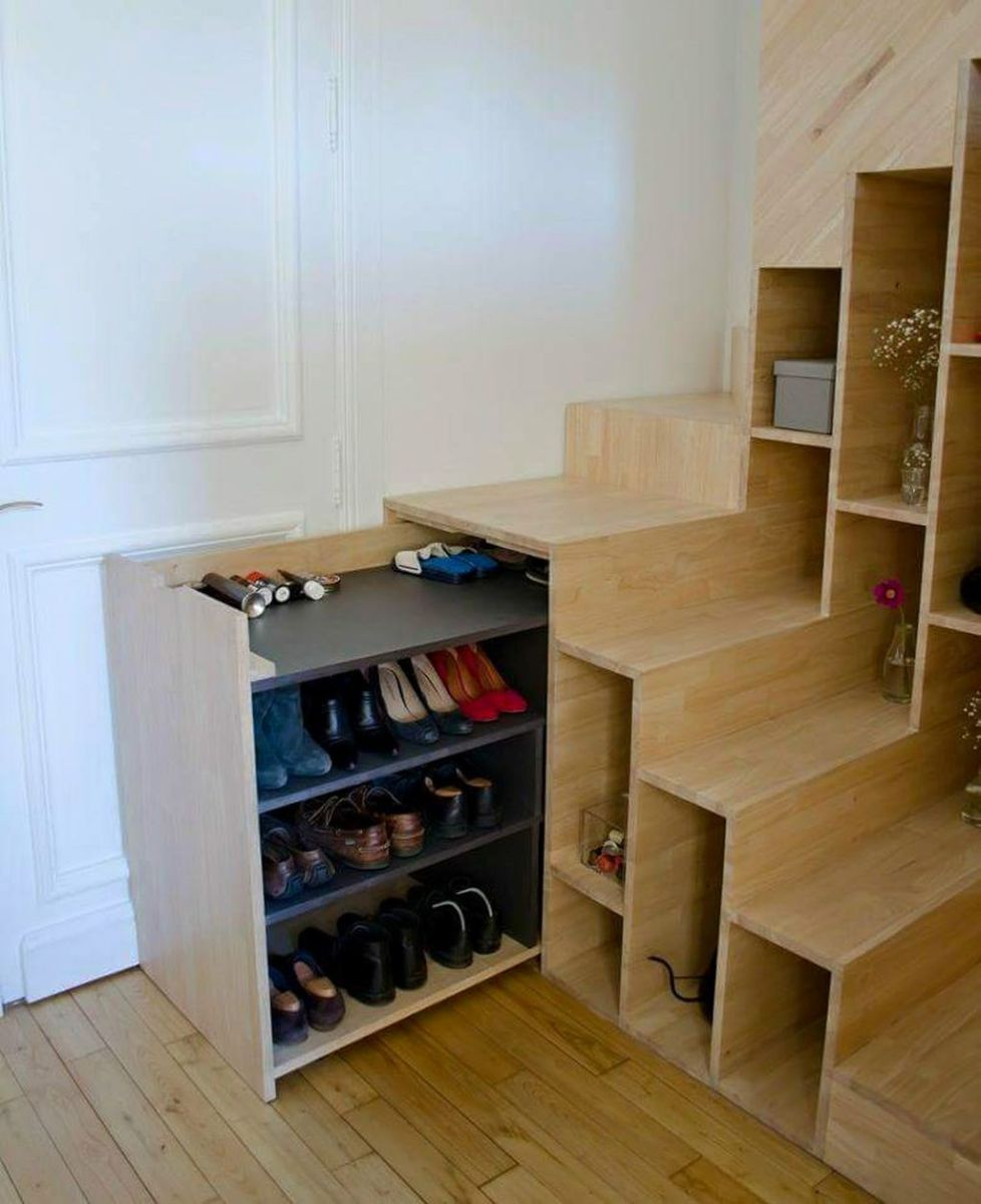 60+tiny House Storage Hacks And Ideas 11 is part of Tiny House Organization Hacks - 60+tiny House Storage Hacks And Ideas 11