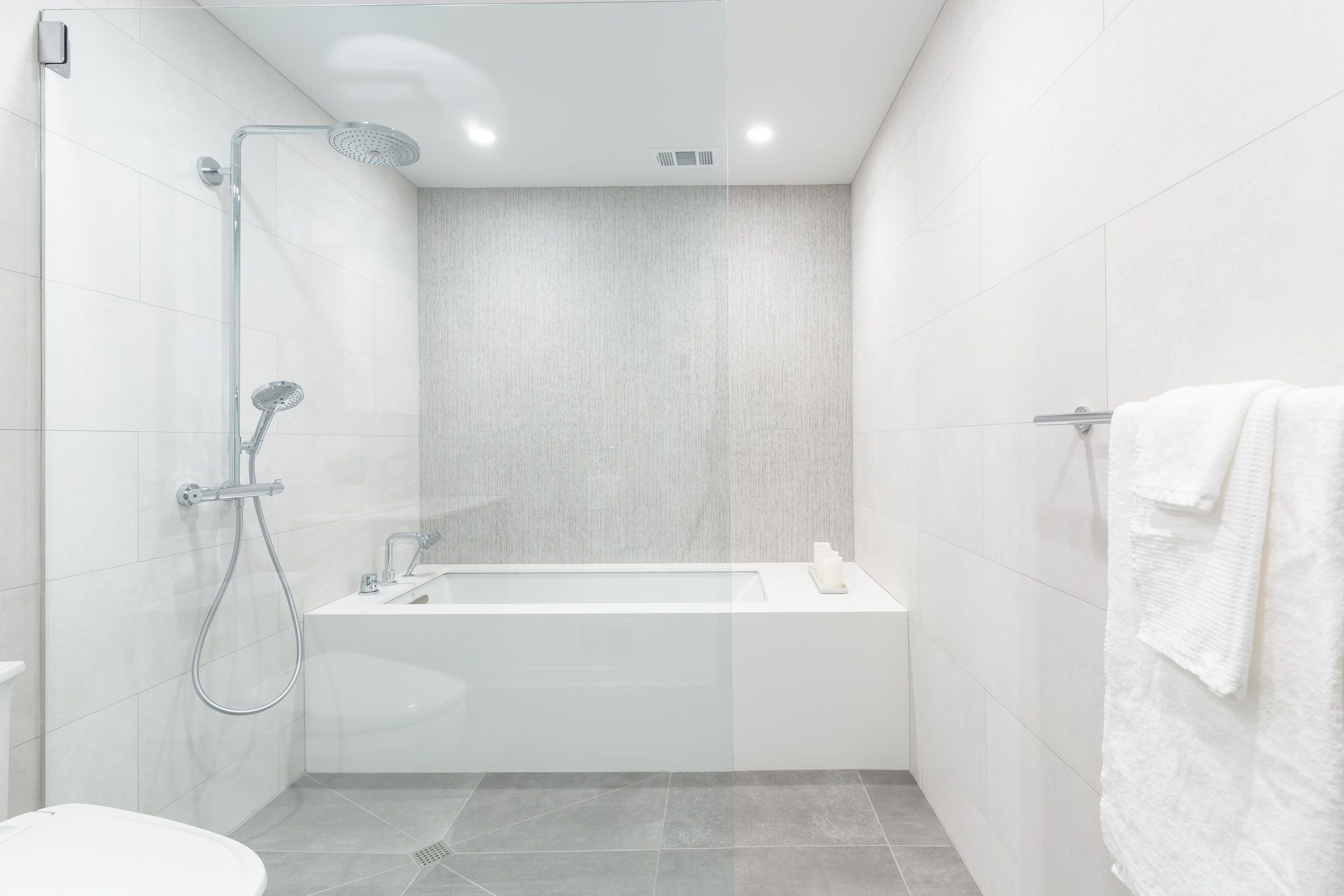 shower egg roman cheap tub tiles ca of bathtub with art waterfall ideas faucet faucets robins hand color