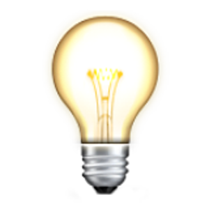 Electric Light Bulb History Facts Interesting Emoji Fun Facts