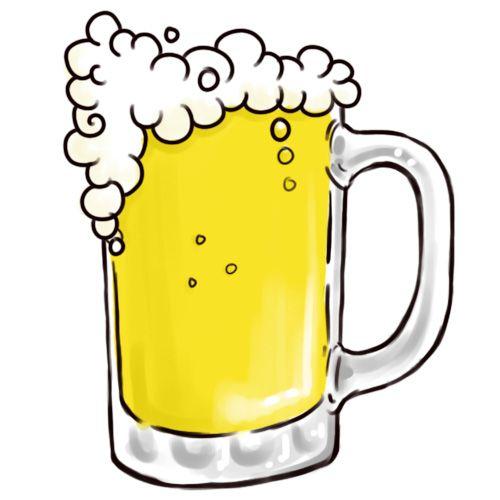Wikihow To Draw A Beer Mug Via Wikihow Com Chalkboard Art