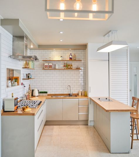 4 règles à suivre pour bien aménager sa cuisine