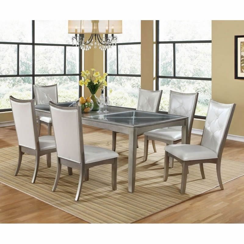 Dining Room Edeco 7 Pc Dining Room Set $149800  My Old House Mesmerizing Cheap Dining Room Tables Inspiration Design