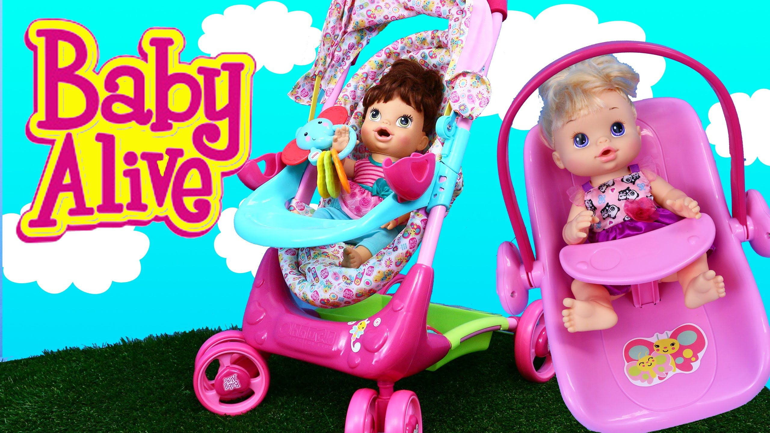 Doll Or Stuffed Toy Car Seat Pink Dot Baby doll car