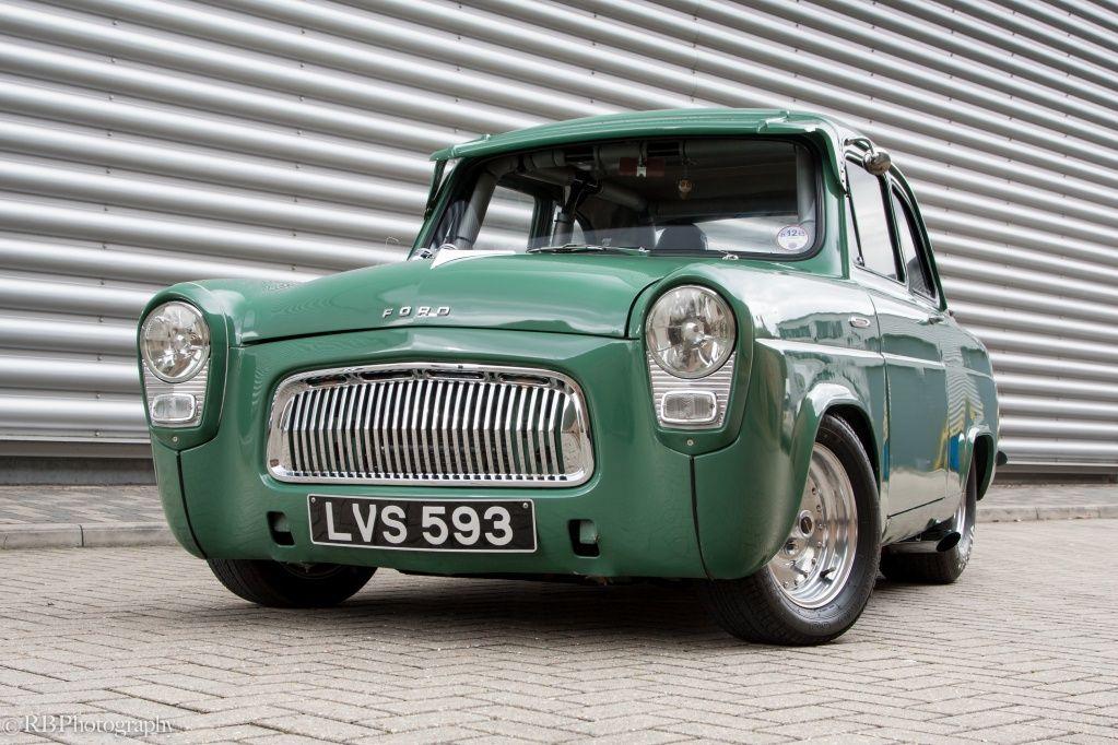 Pro street 100E Anglia Cars for sale, Classic cars, Ford