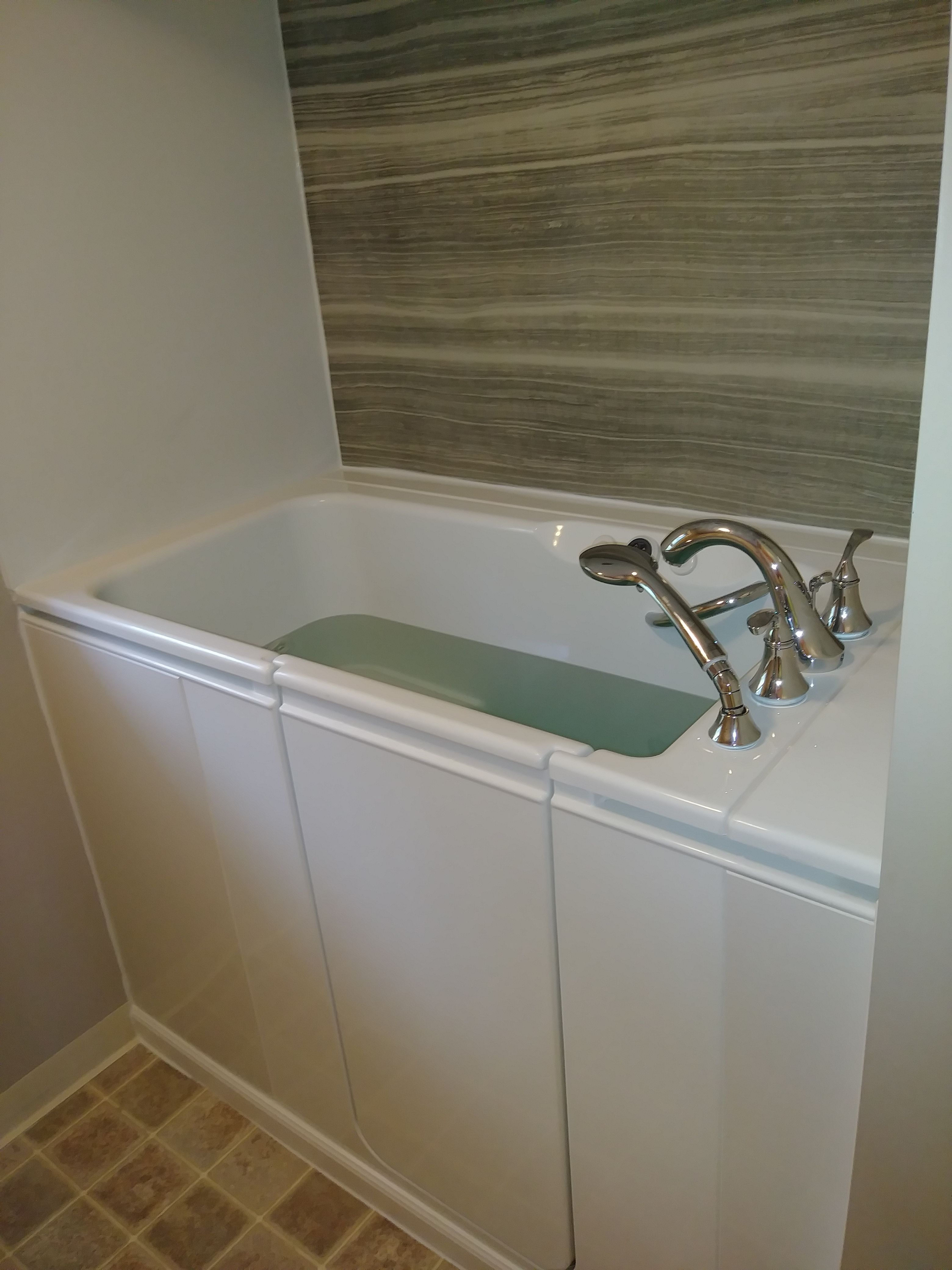 Walk In Tubs Kohler Safety Features Walk In Tubs Tubs And