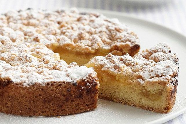 Lemon Crumb Cake Recipe Lemon Crumb Cake Lemon Recipes Kraft Recipes
