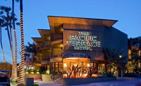 Pacific Terrace Hotel 610 Diamond Street San Go California United States Click