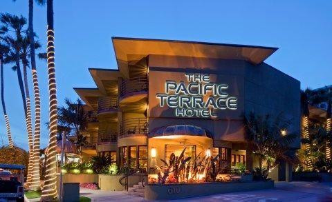 Pacific Terrace Hotel 610 Diamond Street San Go California United States Click