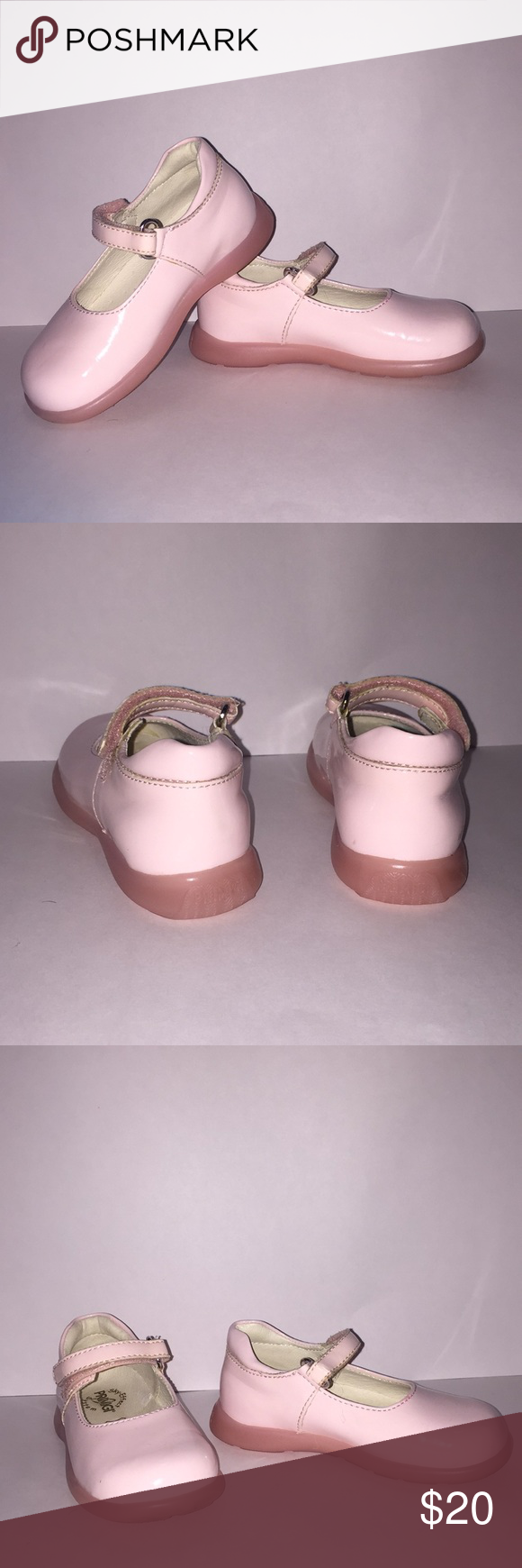 Pink dress shoes for ladies  Pink little girls dress shoes  Girls dress shoes Dress shoes and Girls