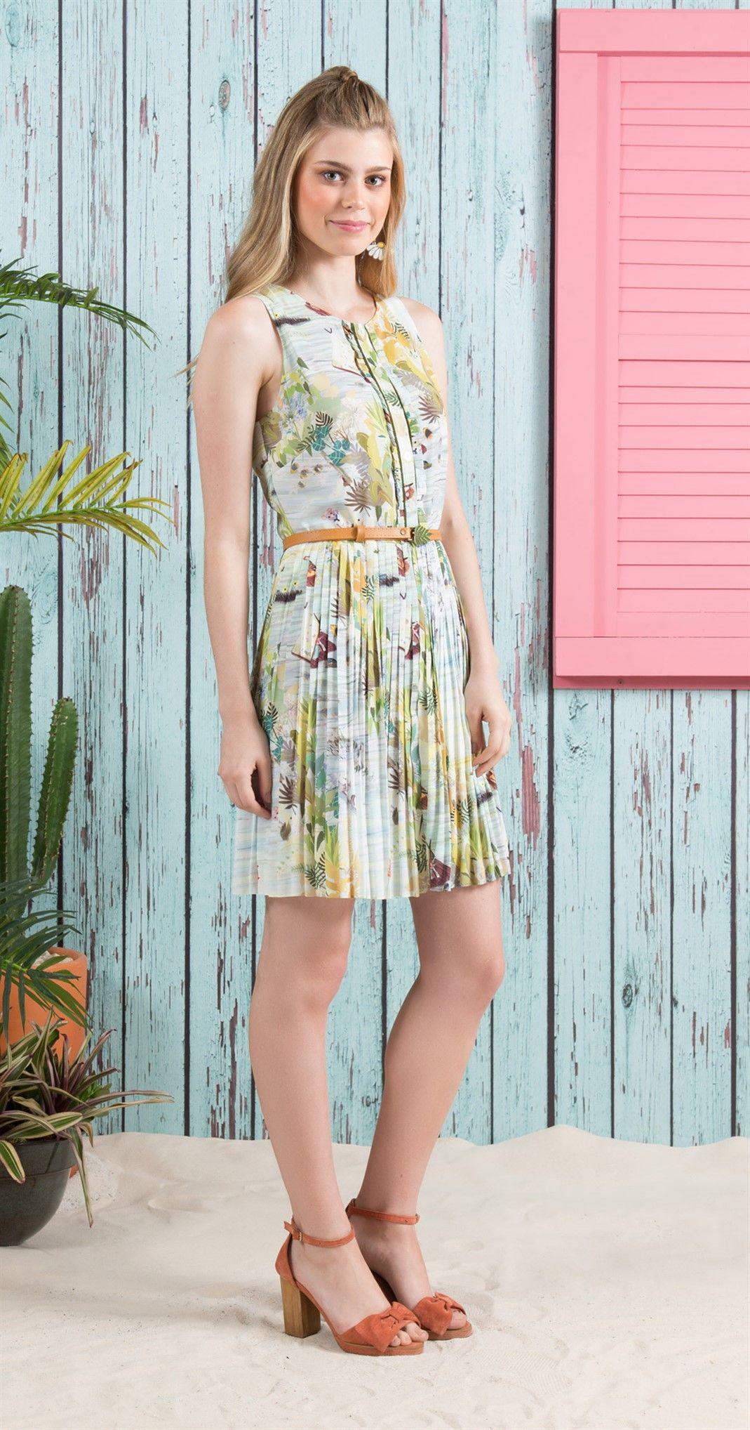 Só Na Antix Store Você Encontra Vestido Dia De Curtição Com