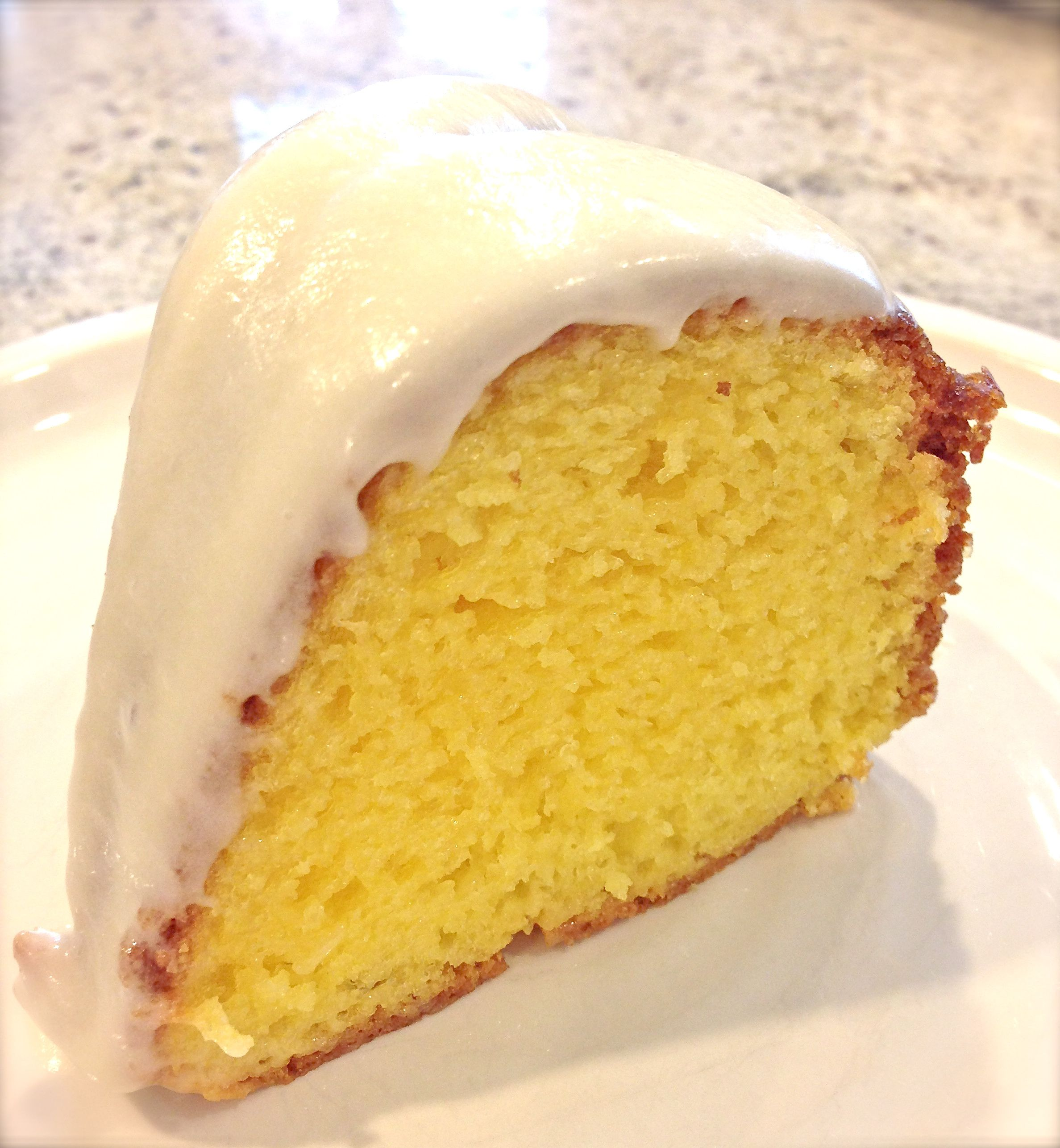 Lemon Bundt Cake with Cream Cheese Frosting | Food ...