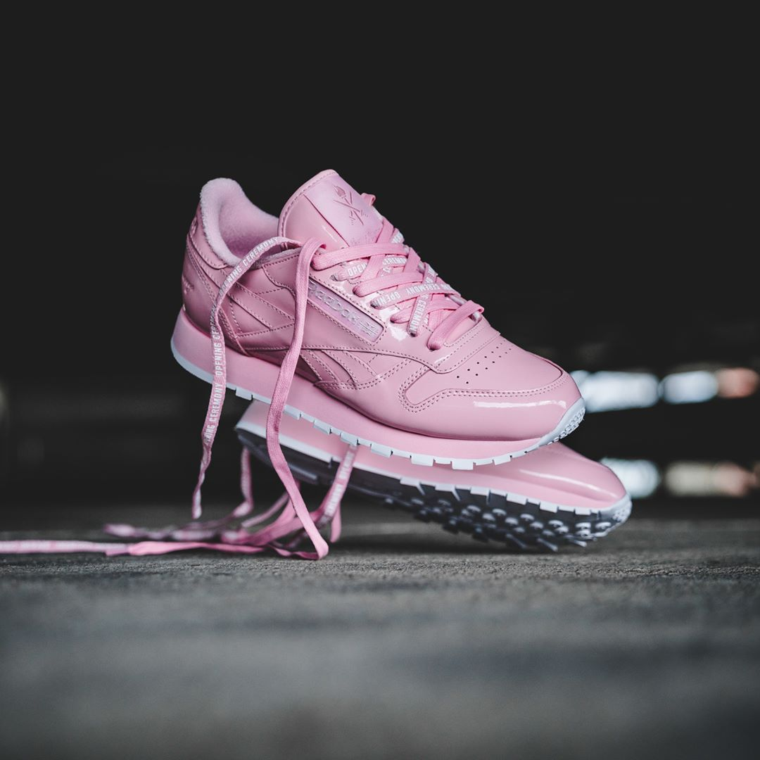 3ff70e2cfabbb8 Opening Ceremony x Reebok Classic Leather