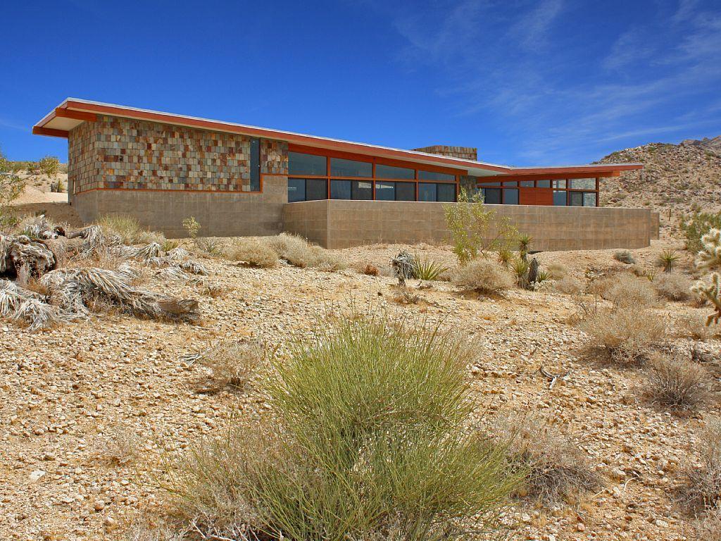 Joshua Tree Desert homes, House, House design