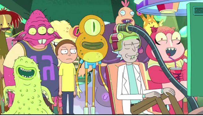Rick And Morty Season 2 Image Jpg 656 376 Rick And Morty Season Rick And Morty Morty