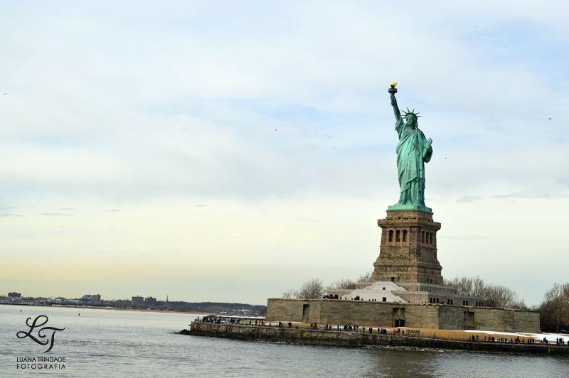 Statue Of Liberty NY 2014