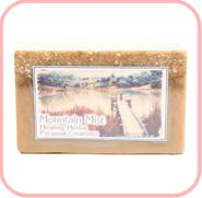 Mountain Mist Soap Bar  Moisturizing soap bar with creamy lather in a refreshing and uplifting fragrance.