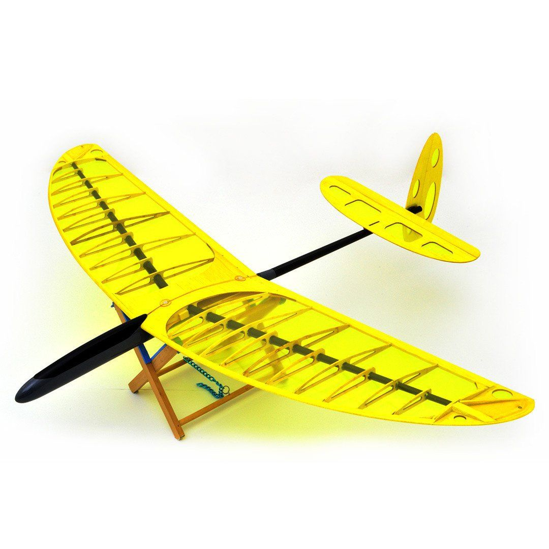 The Chopsticke DLG II Hand Launched Thermal Glider | aeromodelos