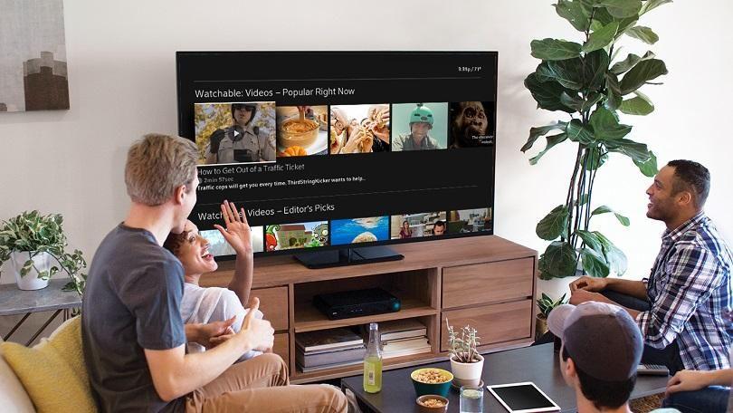 Stream Web TV on Comcast Watchable Tv, Comcast, Samsung tvs
