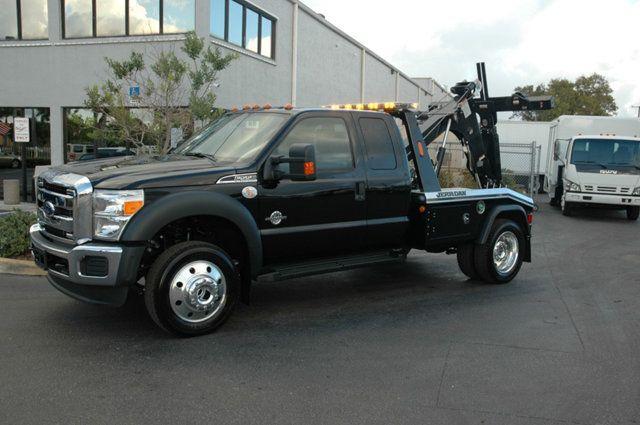 2016 Ford F550 4x4 With Jerr Dan Mpl 40 Used Trucks Ford Super