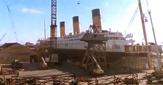 the titanic movie set baja mexico fabulous vintage