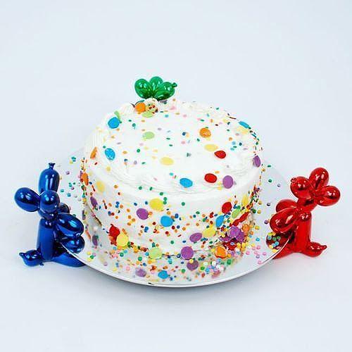 Balloon dog cake plate CakeyBake Pinterest Cake