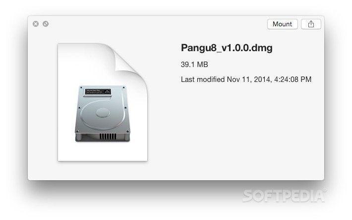 How to Jailbreak iOS 8 with Pangu for OS X Ios 8, Ios, Phone