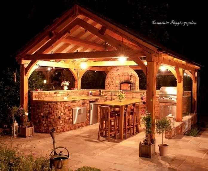 Außenküche Mit Backofen : Ferienhaus mit pool aussenküche und grosse fewo direkt