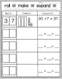 Printables Common Core Math Worksheets 1st Grade common core worksheets for first grade davezan 1000 images about summer math and reading on pinterest