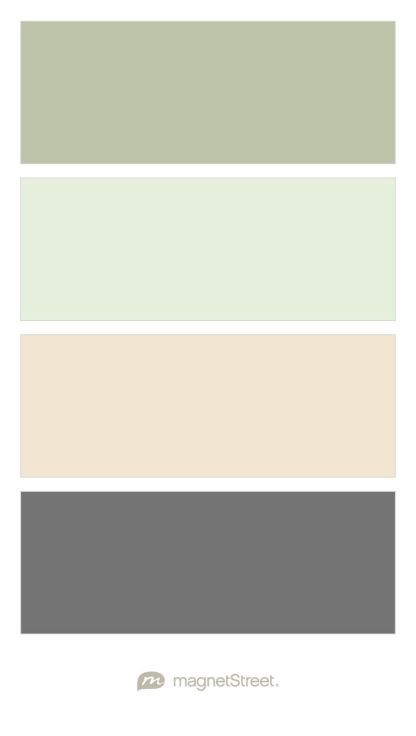 Image result for sage green nursery palette the twins - The color sage green ...