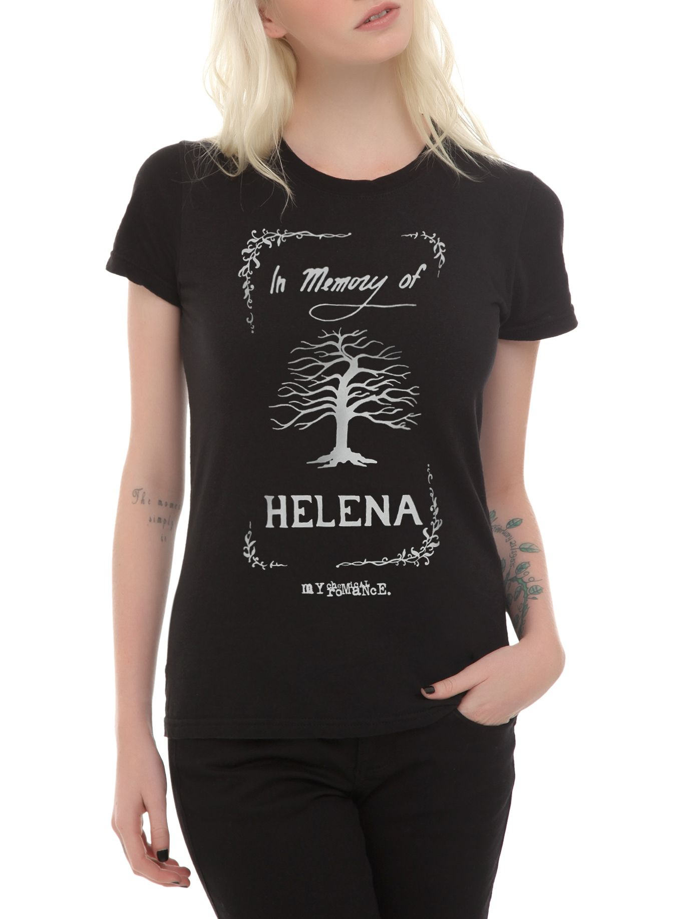 18e7631e My Chemical Romance Helena Girls T-Shirt | Clothes | Clothes, Shirts ...