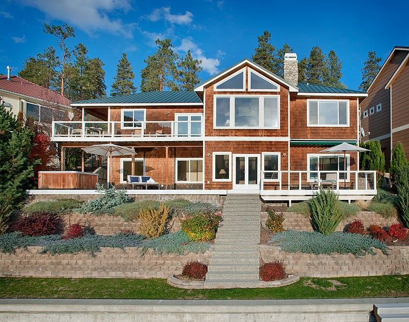 House vacation rental in chelan from vrbo