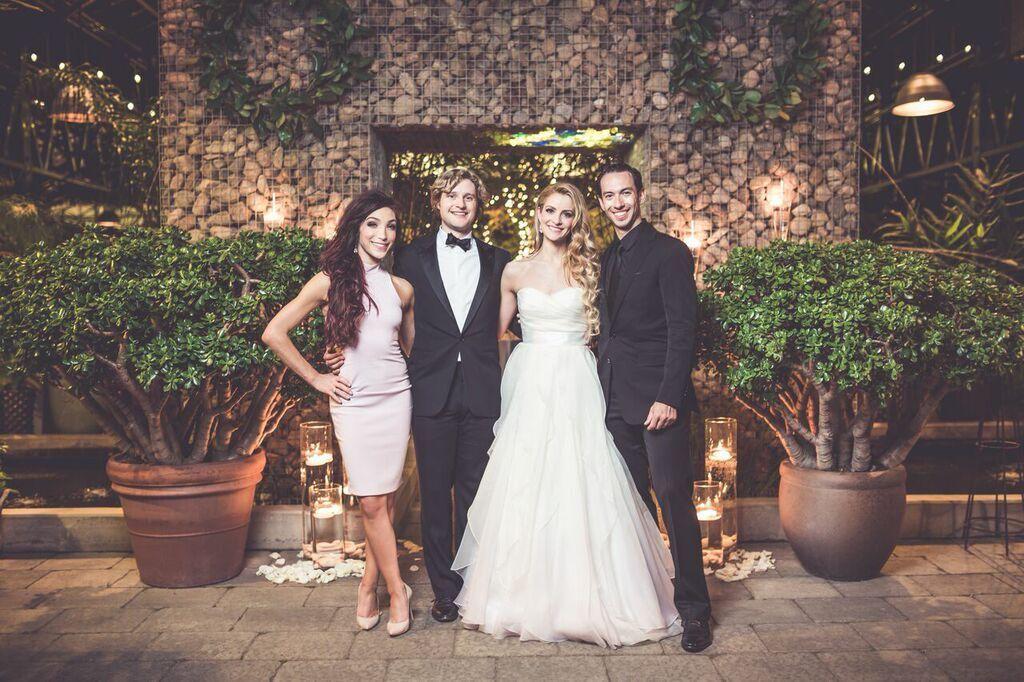 meryl davis wedding photos