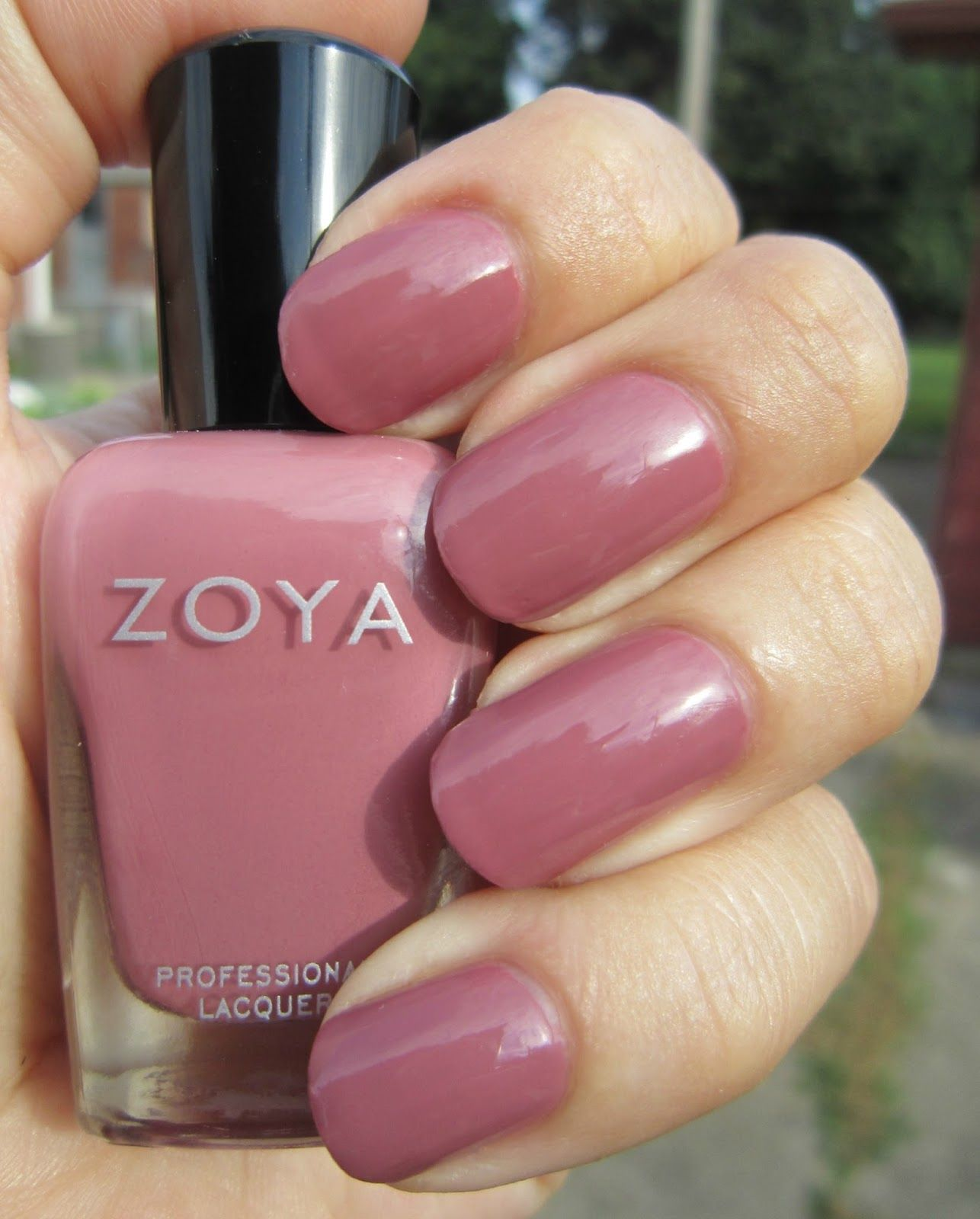 Concrete and Nail Polish: Zoya Madeline   Favorite Nail Polishes ...