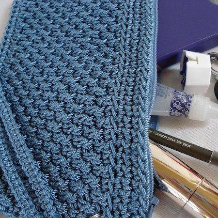 Wicker Weave Clutch Crochet Pattern In 2018 Blogger Crochet