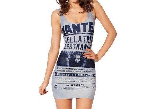 Bellatrix Dress, Bellatrix Tank Top, Tank Dress, Black Milk Dress, Like Black Milk Dress, Black Milk Clothing, not black milk