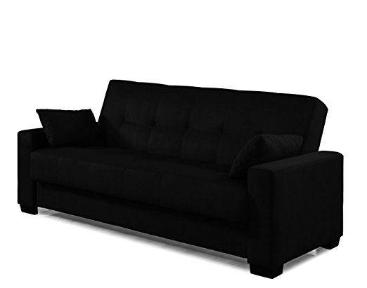 Superb Amazon Com Pearington Mia Microfiber Sofa Sleeper Bed Squirreltailoven Fun Painted Chair Ideas Images Squirreltailovenorg