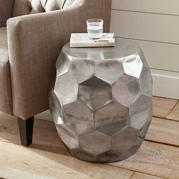 Garam End Table End Tables Mirrored End Table Versatile Table