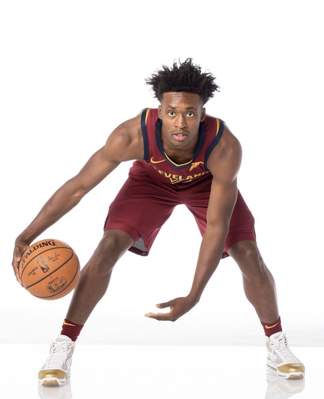 Pin By Derek Olsen On Collin Sexton In 2020 Cleveland Cavs National Basketball Association Basketball Association