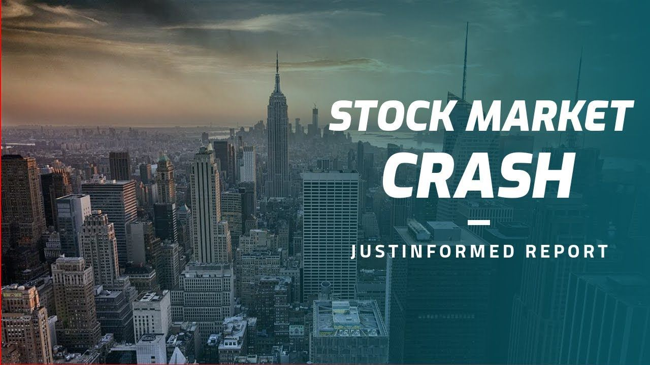 Stock Market Crash Has Begun It Will Trigger Economic Collapse In