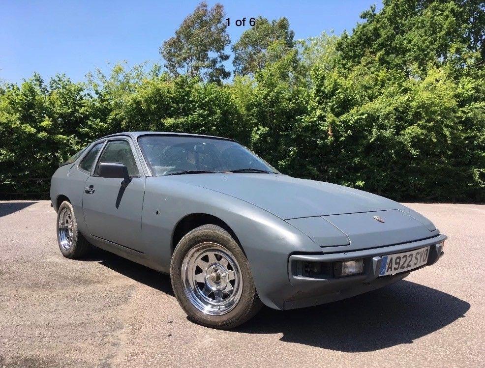 eBay: Porsche 924 1983 2.0 restoration/project #classiccars #cars ...
