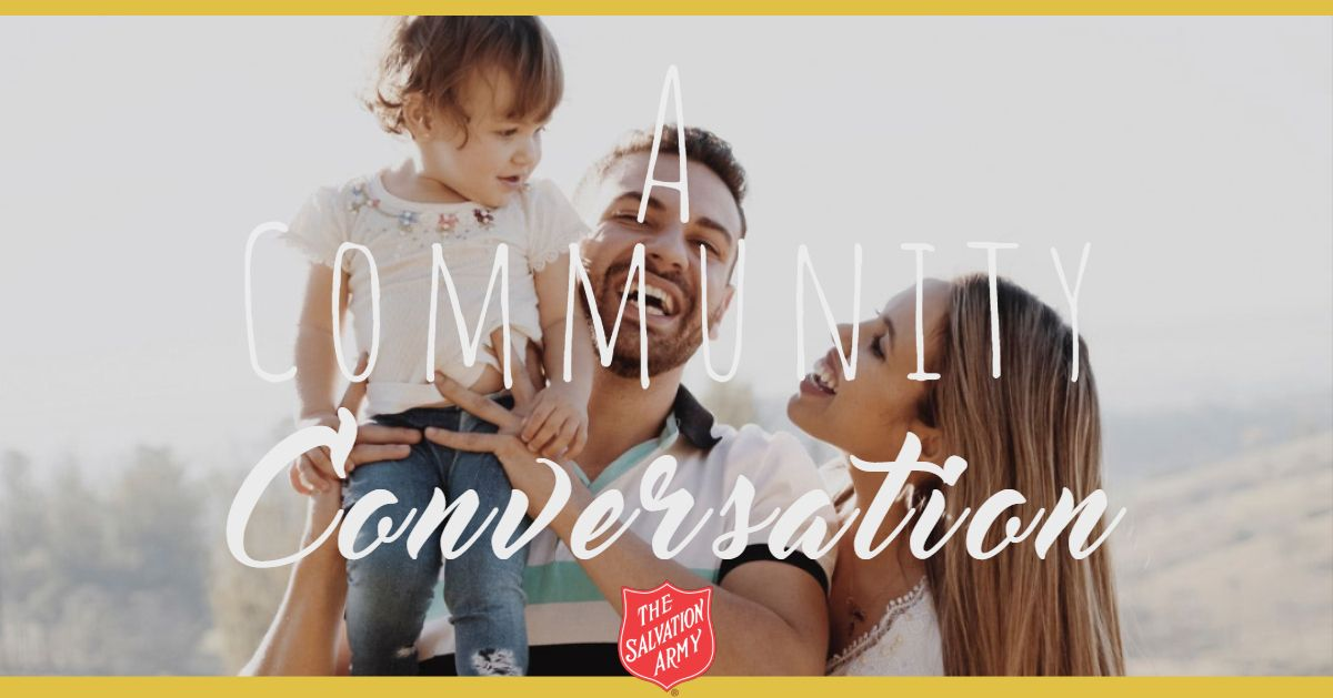 Join Us In A Local Grand Rapids Park This Saturday May 18 For A Free Sack Lunch And A Conversation With The Salvation Ar Salvation Army Sack Lunch Informative