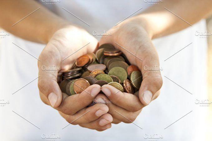 savings and economy. People Photos