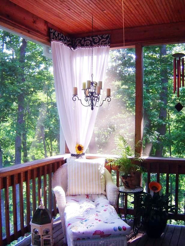 12 Great Ideas For A Modest Backyard: Top 14 Garden Reading Nook Designs