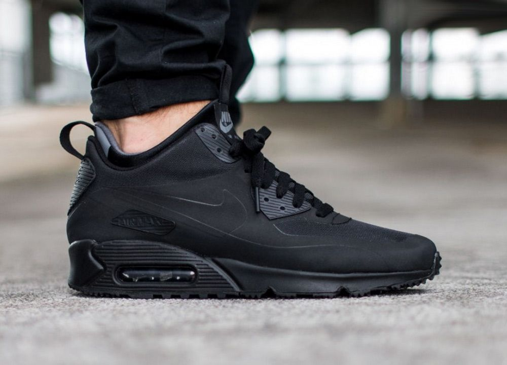 super popular 181db f5a3b Nike Air Max 90 Mid Winter