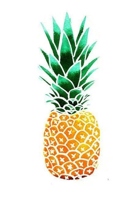 #pineapple#ананас | Художественные принты, Картины ...