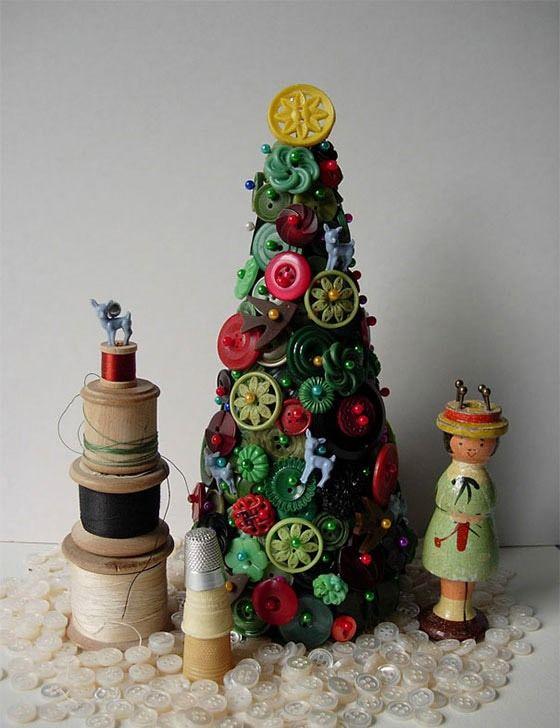 35 DIY Christmas Tree Decorations Ideas Diy christmas tree