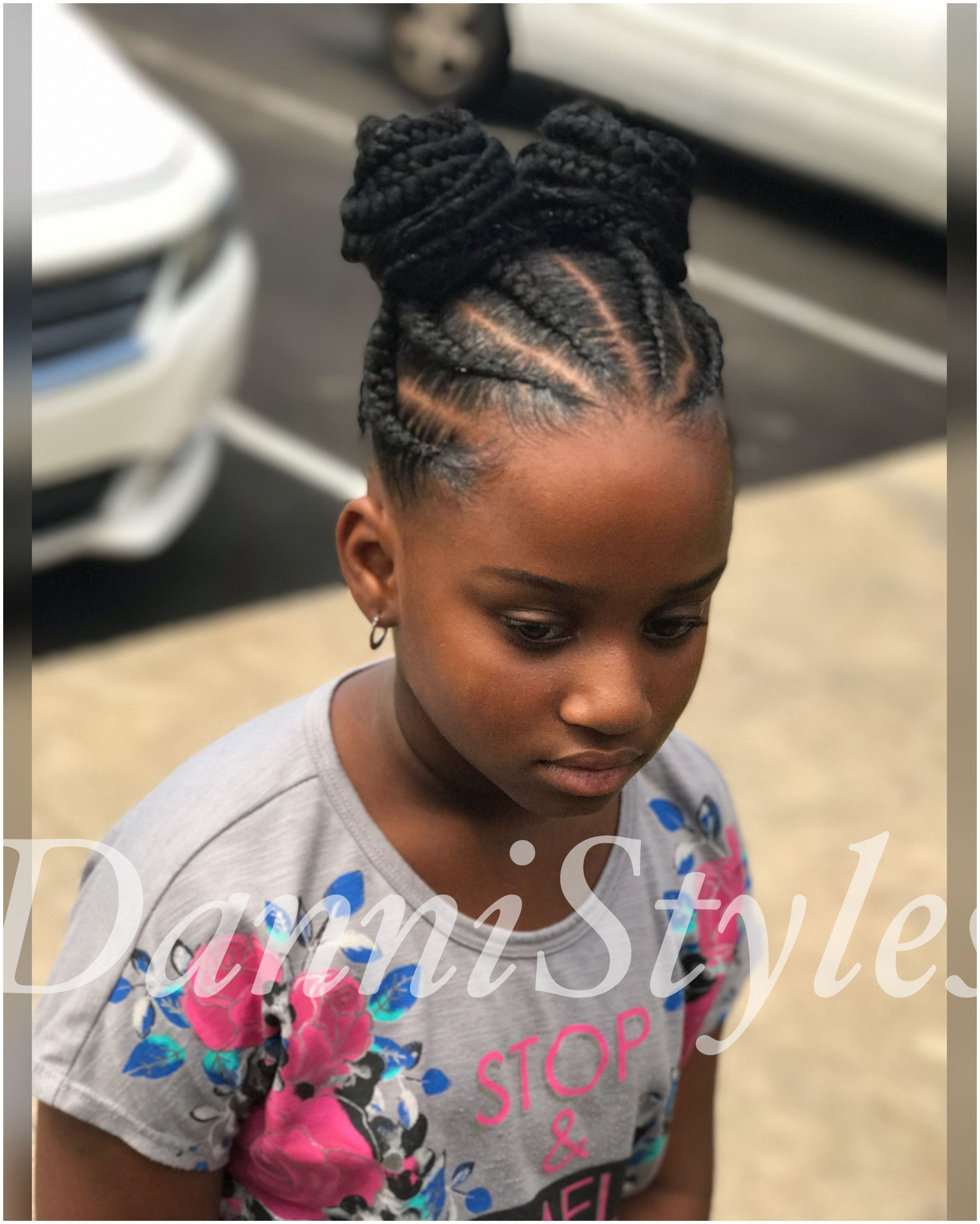 Feed In Cornrows Updo ShortHaircuts FineThinHair Click the image ...